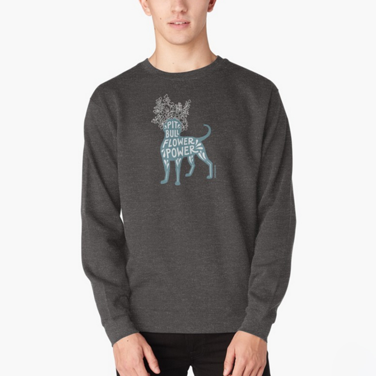 PULLOVER (UNISEX).  Size S to 2XL. Heavyweight 9oz preshrunk cotton rich fleece made from 80% cotton, 20% polyester. Crew neck sweatshirt with ribbed cuffs, neckband and hem. Ethically sourced following the World Responsible Apparel Practices Standards. Note: If you like your hoodies baggy go 2 sizes up.