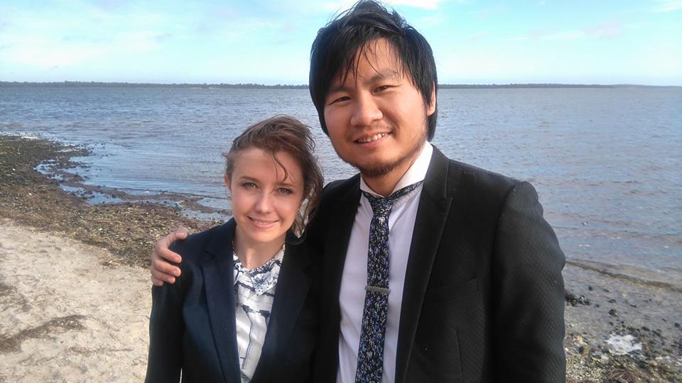 Stephen and Kallie Tan