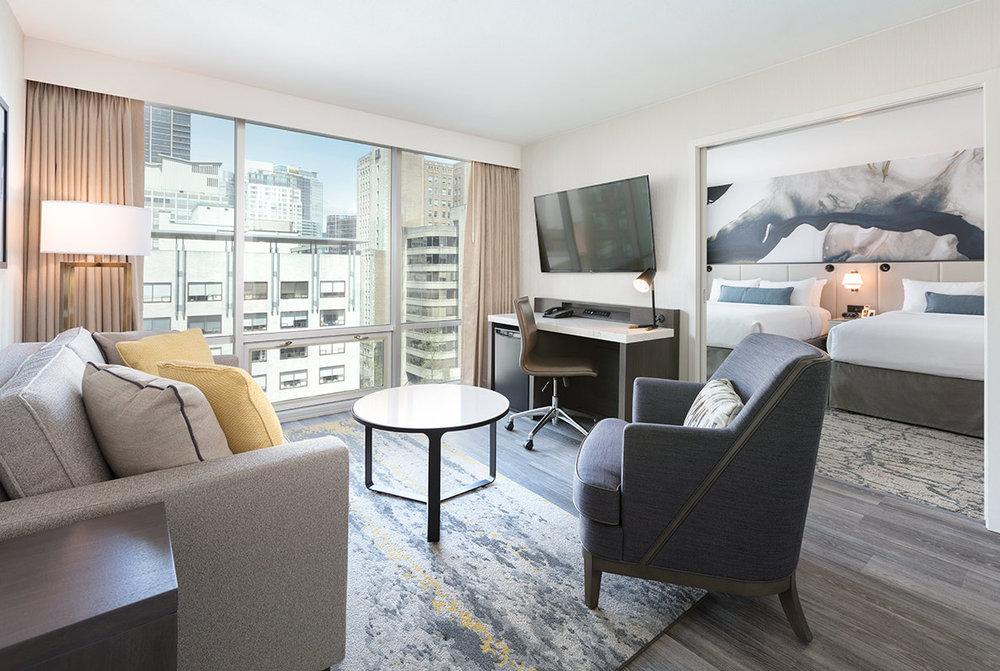 Delta Vancouver Suites    Vancouver, BC