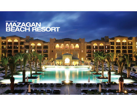 Mazagan Beach Resort, Morocco