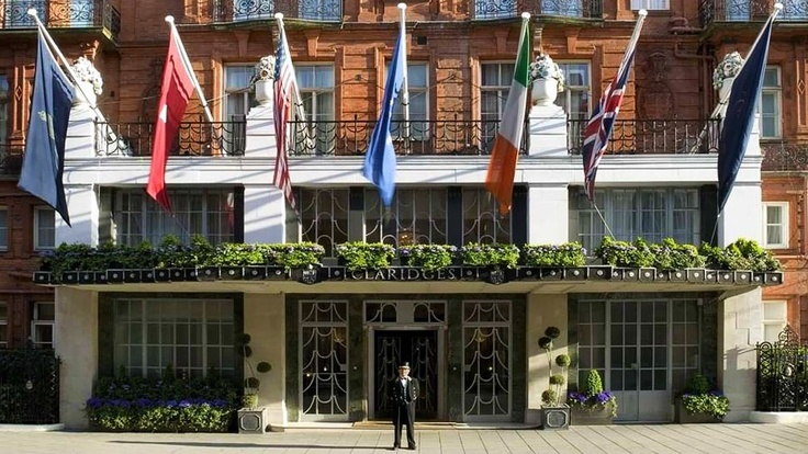 Claridges, London