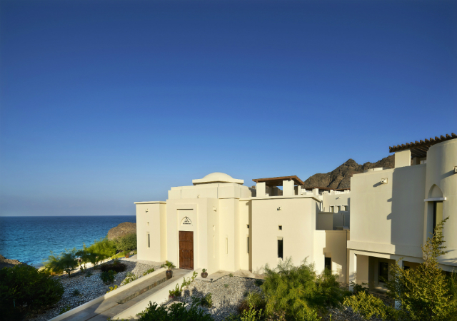 Six Senses Spa @ Al Bustan Palace