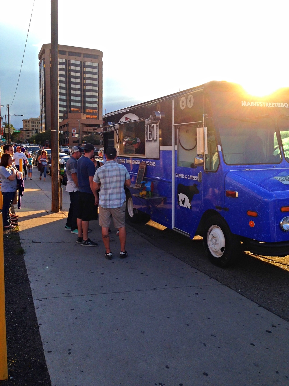 Denver Food Truck Catering