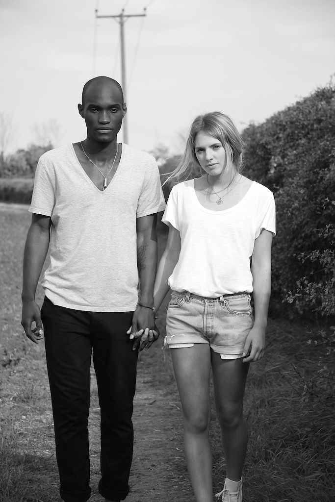 Michel-Olivier & Claudia (for EMH Jewellery)