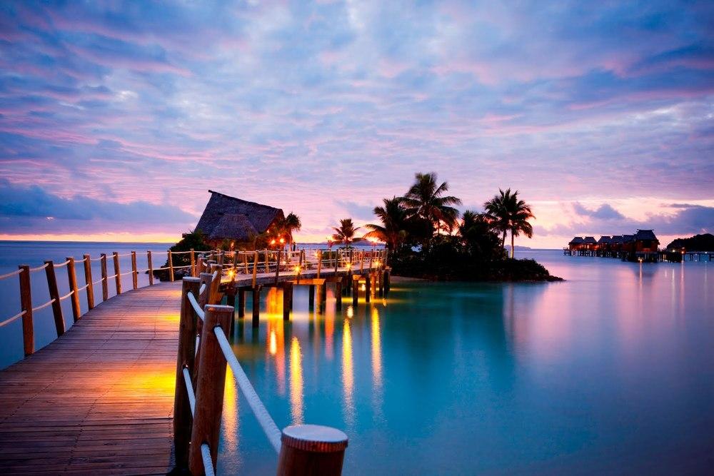 Likuliku Island, Fiji