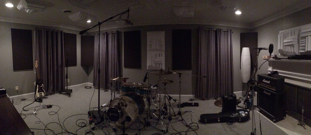 Greenbriar Studio  Photo by Joel Burton