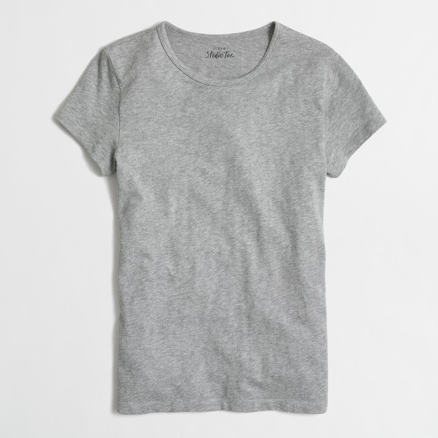 JCrew Studio T - gray http://bit.ly/2rYpnbr
