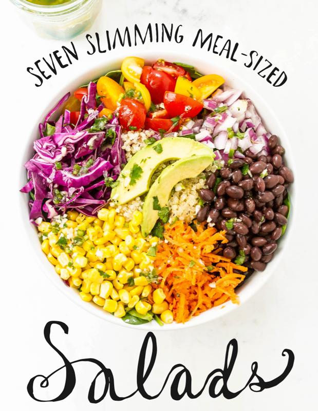 Free salad ebook: Download now >