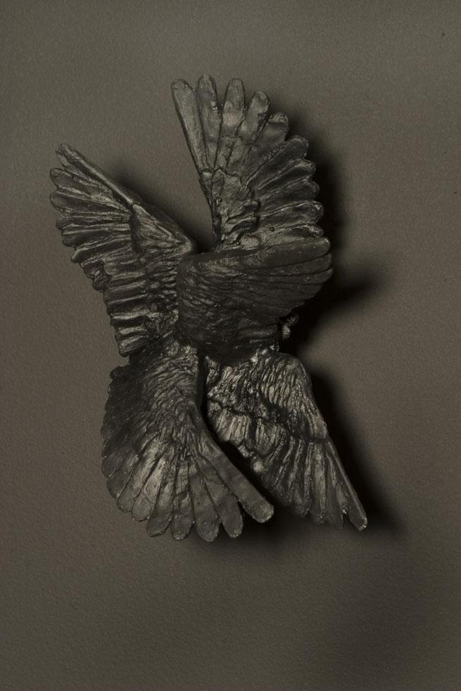 Black Wings, Katherine Rutecki, 2007