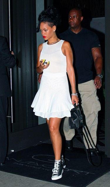 Rihanna Photo: Harper's Bazaar