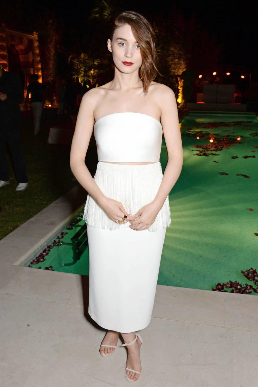 Rooney Mara Photo: Harper's Bazaar