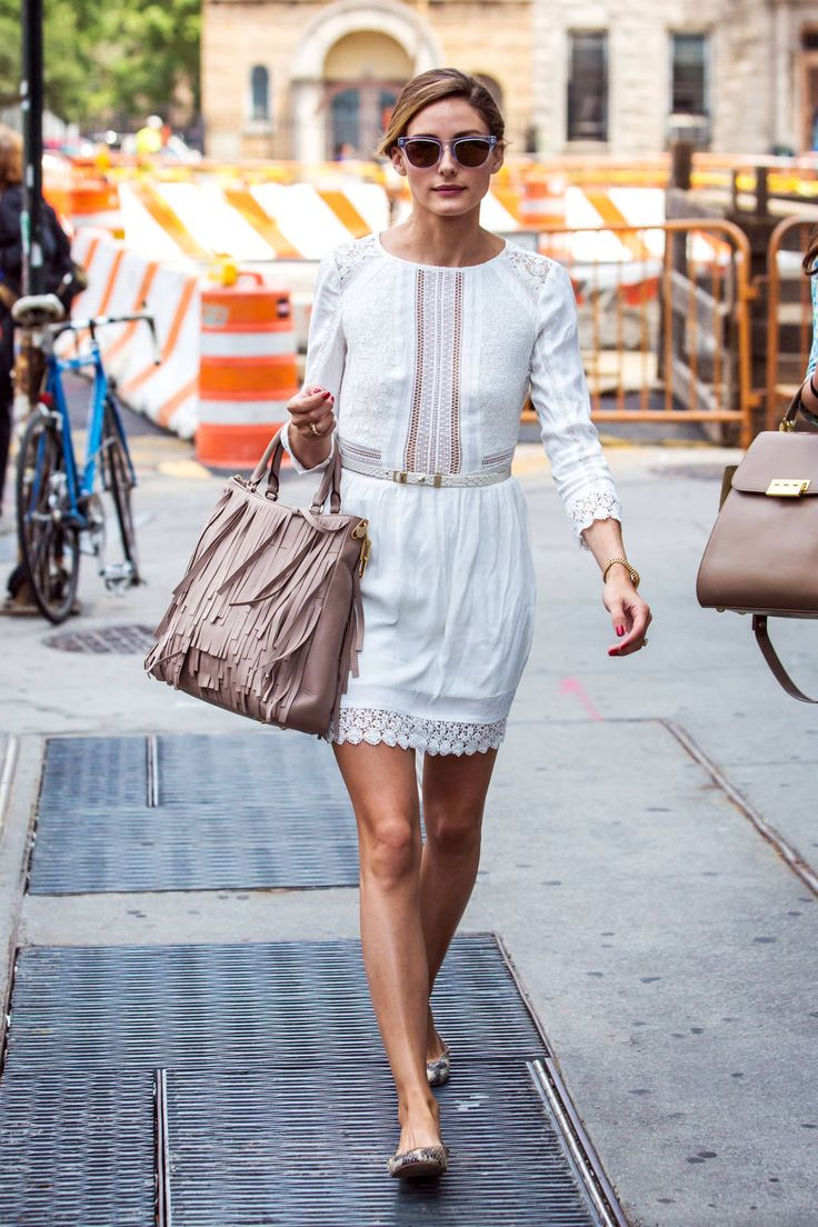 Olivia Palermo Photo: Harper'z Bazaar