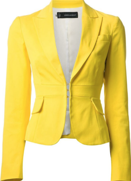 DSQUARED2 cropped blazer • DSquared
