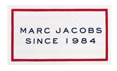 MARC JACOBS SPECIAL Flag Towel - 1984 • Marc Jacobs • $35.00