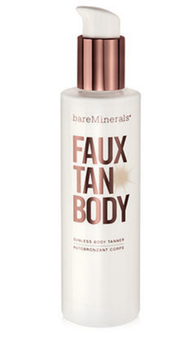 bareMinerals Faux Tan Body Sunless Body Tanner •bareMinerals •$26.00