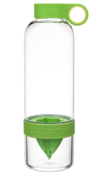 28 oz. Citrus Infusion Water Bottle in Green • $16.95