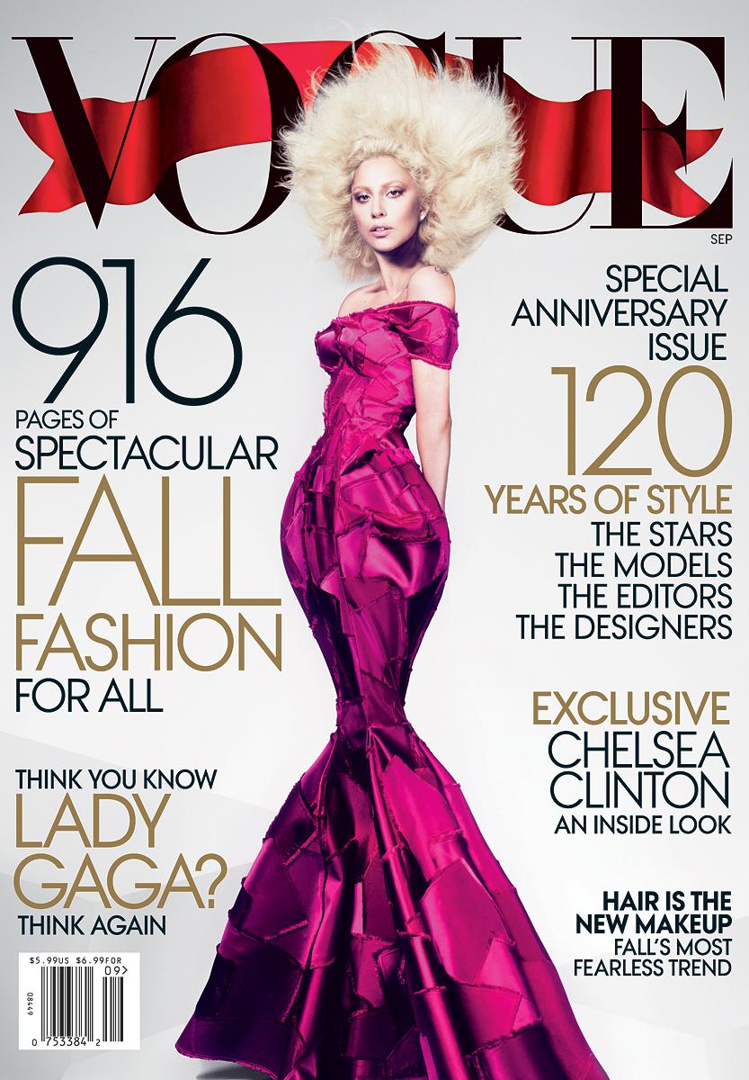 2012 Lady Gaga