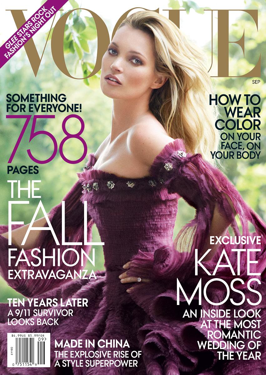 2011 Kate Moss