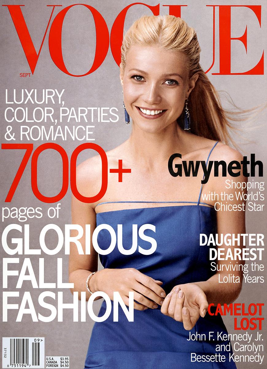 1999 Gwyneth Paltrow