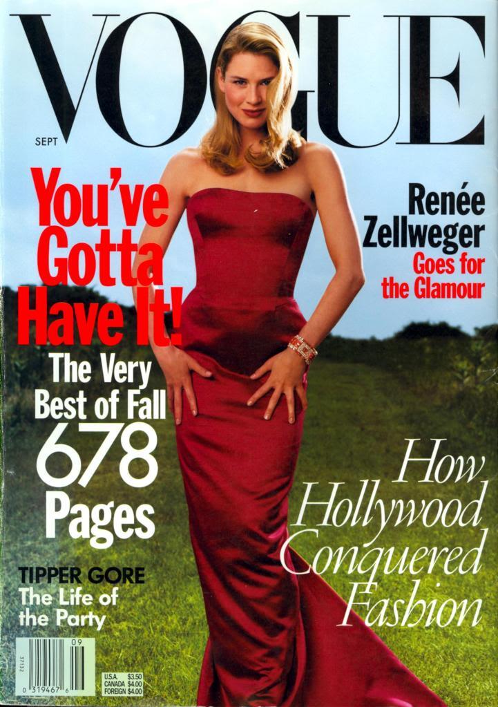 1998 Renée Zellweger