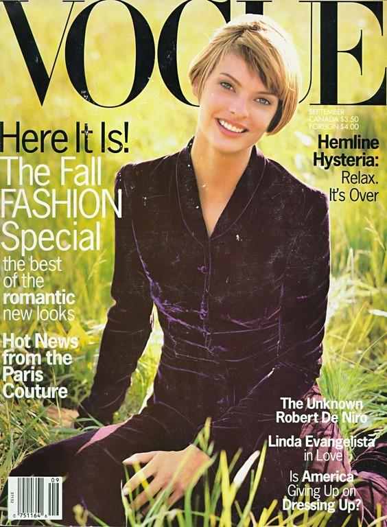 1993 Linda Evangelista