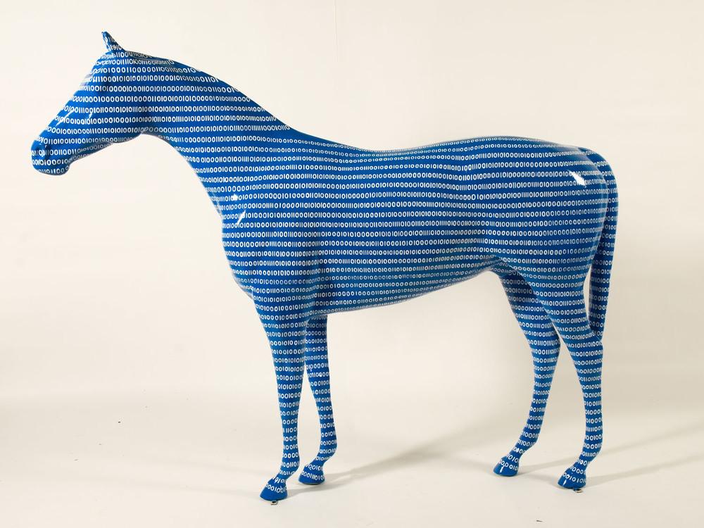 Duane Keaton - Digital Horse