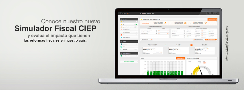 CIEP Tax Simulator