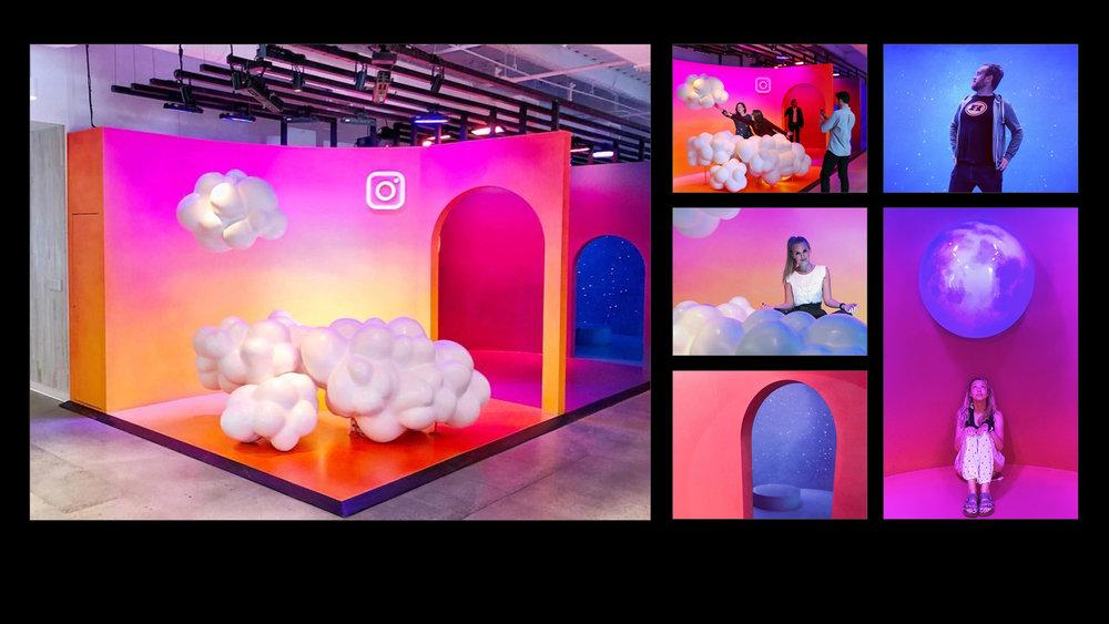 Instagram HQ - Lobby Photo Stop -
