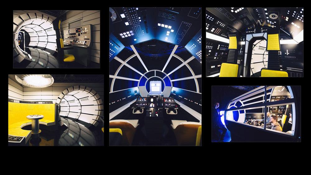 Solo - Millennium Falcon Experience -