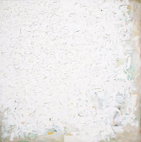 "Robert Ryman, ""Untitled"" (circa 1960) Credit2016 Robert Ryman/Artists Rights Society (ARS), New York; Chang W. Lee/The New York Times"