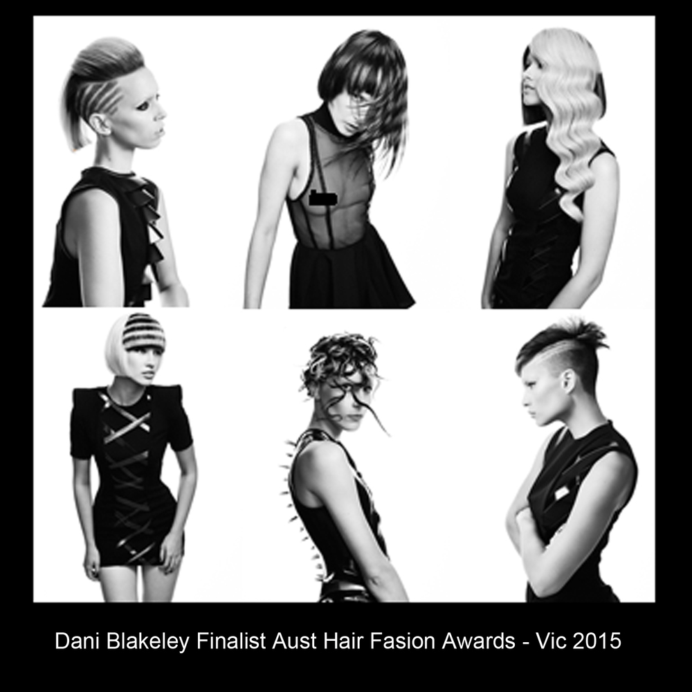 australian hair fashion awards vic 2015