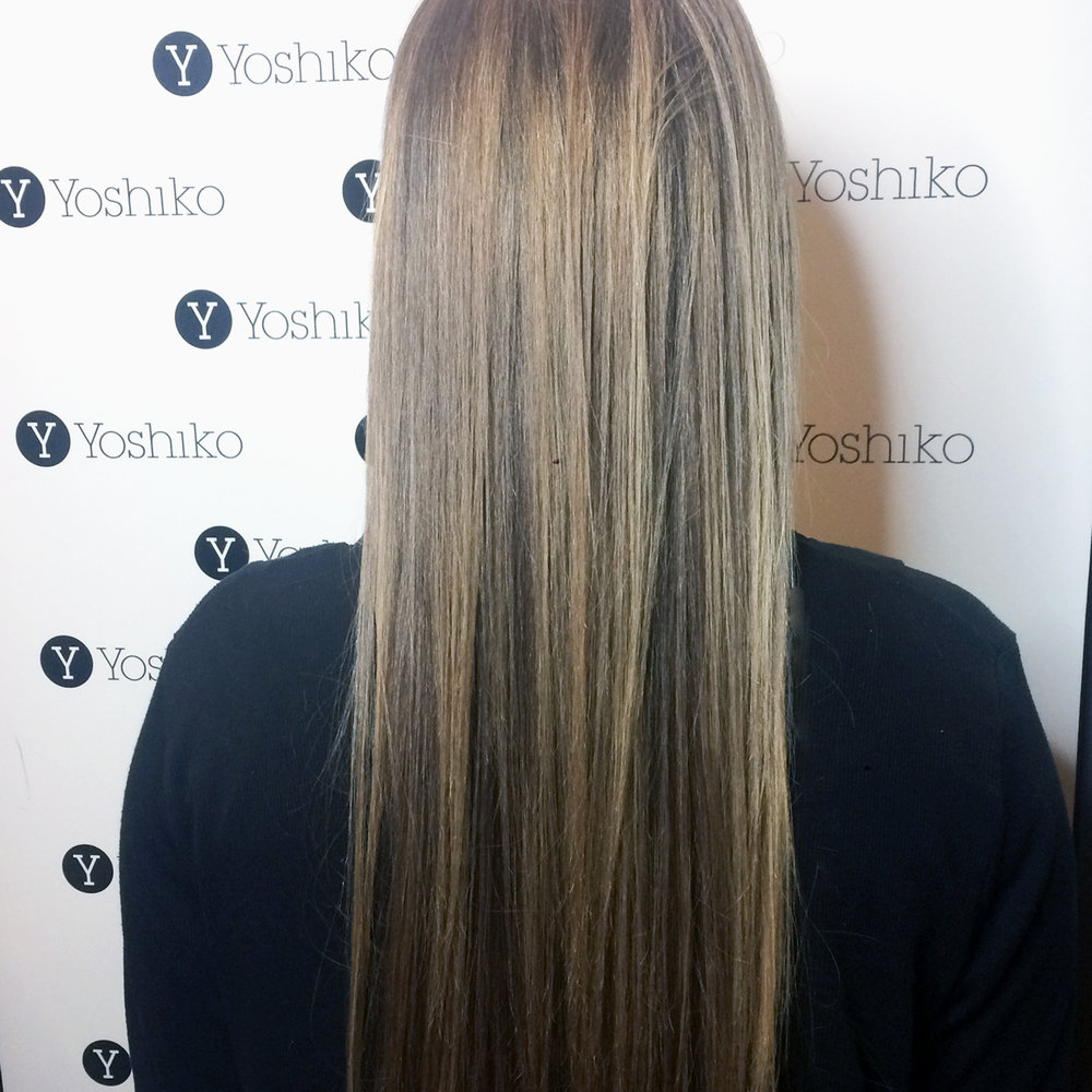 permanent_hair straightening_ japanese bio ionic_melbourne_st kilda_ yoshiko hair