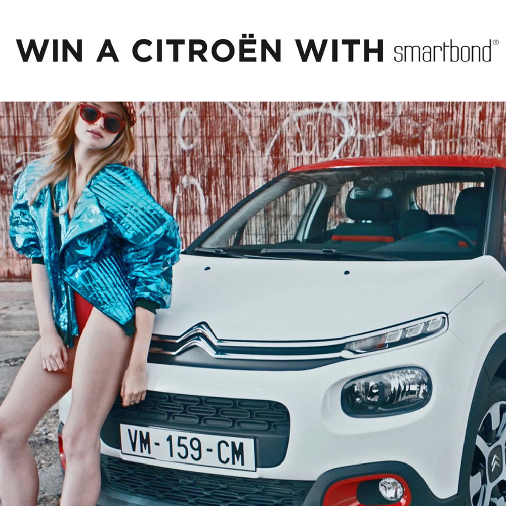 win a car with smart bond at yoshiko hair