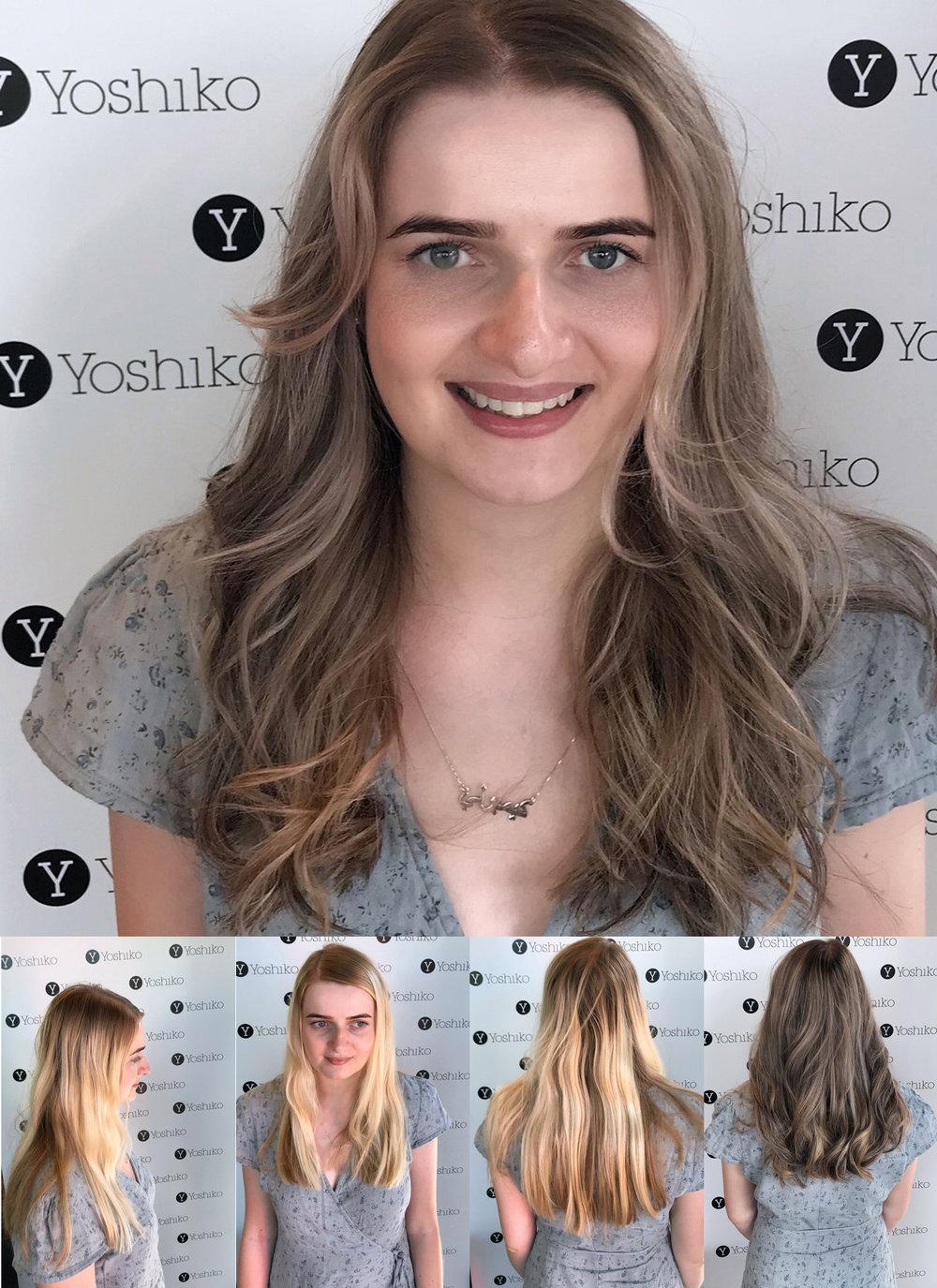 colour correction._yoshiko hair_st kilda hairdresser_hair colour_st kidals best salon_jhairdresser pg