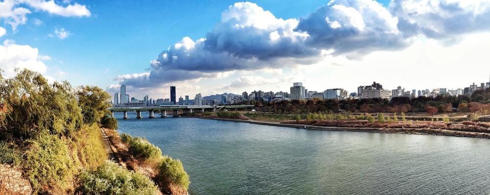 View from Seonyudo