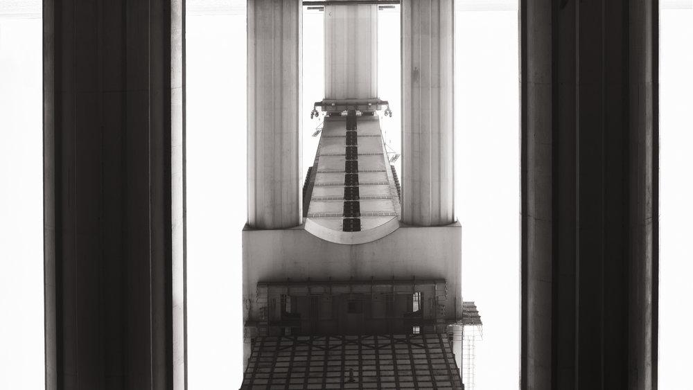 14. Space Station Landing Platform.