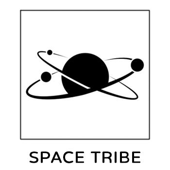Tribal Wear Co. Space Tribe