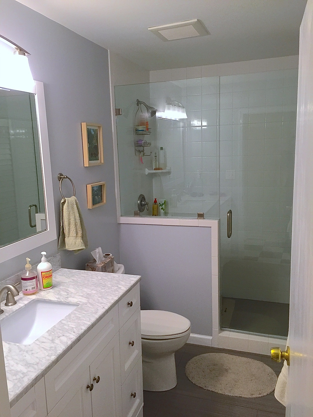 Blog asheville restoration and contracting by logan for Bath remodel asheville nc