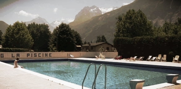 Don't be fooled by the calm blue water, Alpe d'Huez and a world of pain is around the corner.