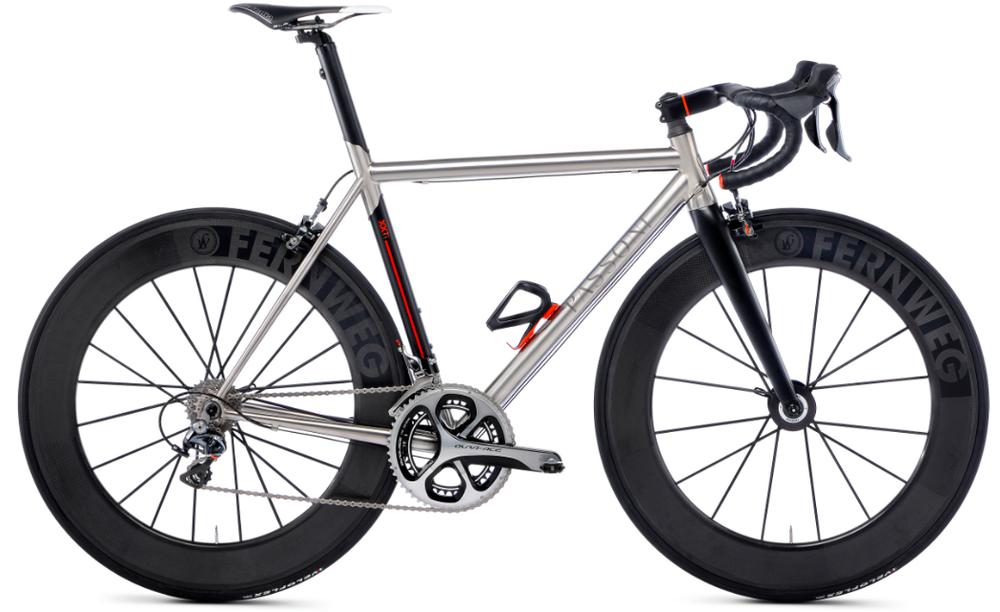 Passoni bike XXTi