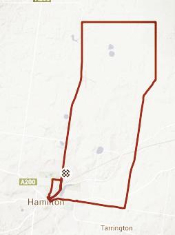 hamilton north ride strava