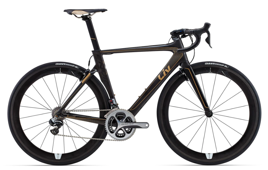 LIV Envie Advanced Pro 0 RRP$7,899 -  www.giant-bicycles.com