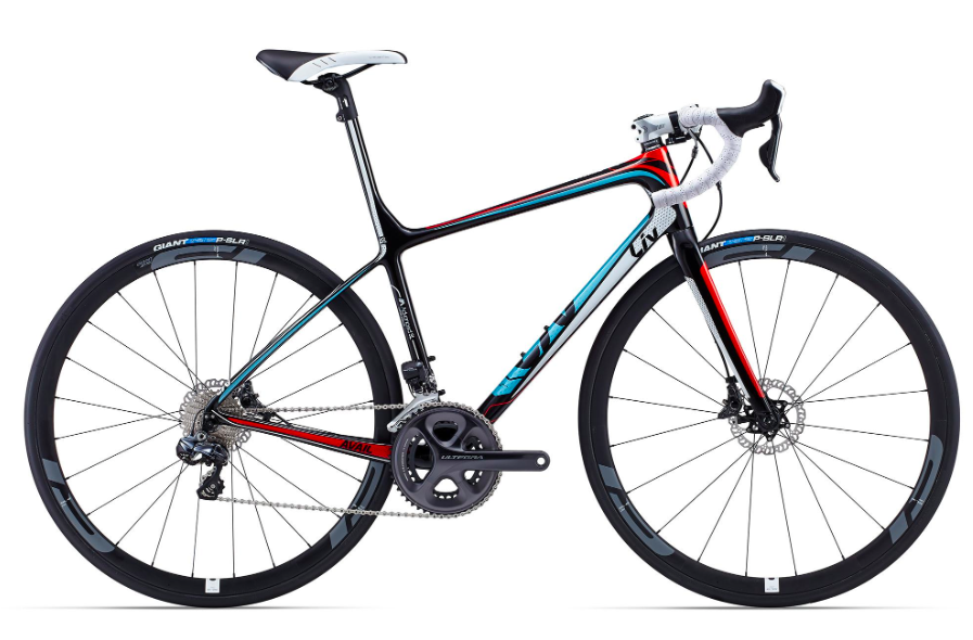LIV Avail Advanced SL 1 - RRP$5,199 -  www.giant-bicycles.com