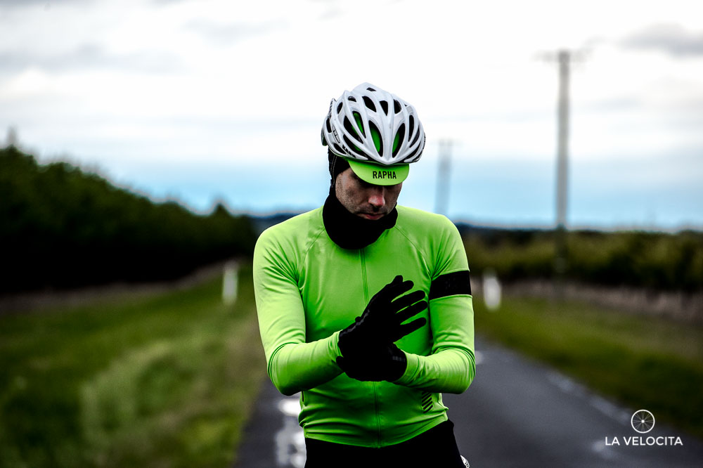 ... Rapha s Long Sleeve Pro Team Jersey. When you are paying top end prices  for cycling kit f2f5e3067