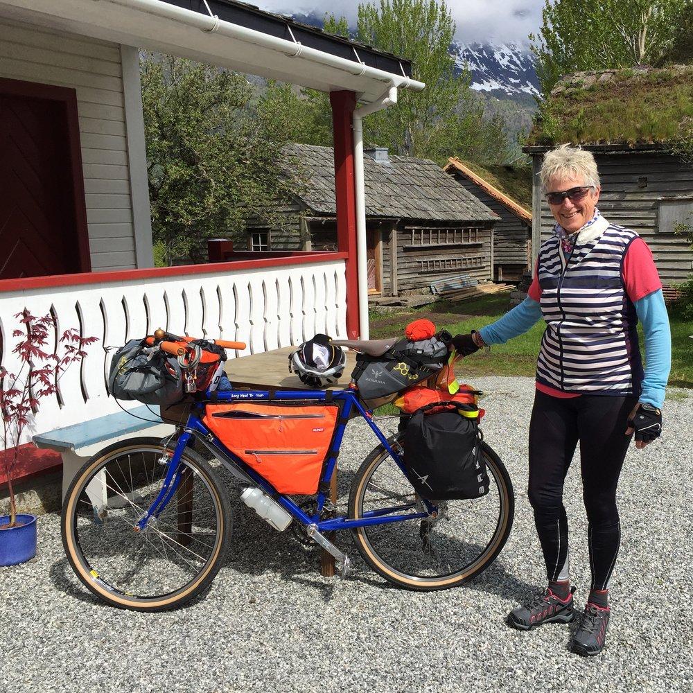 Bikepacking, Fjordland, Norway