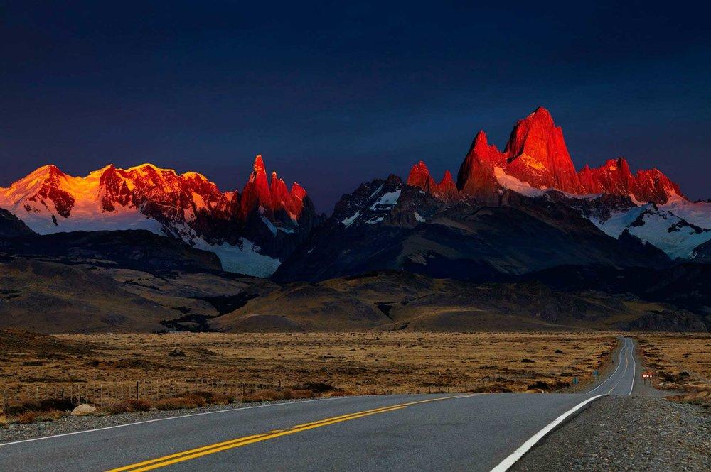 Bike Odyssey - Che - Bariloche to Santiago