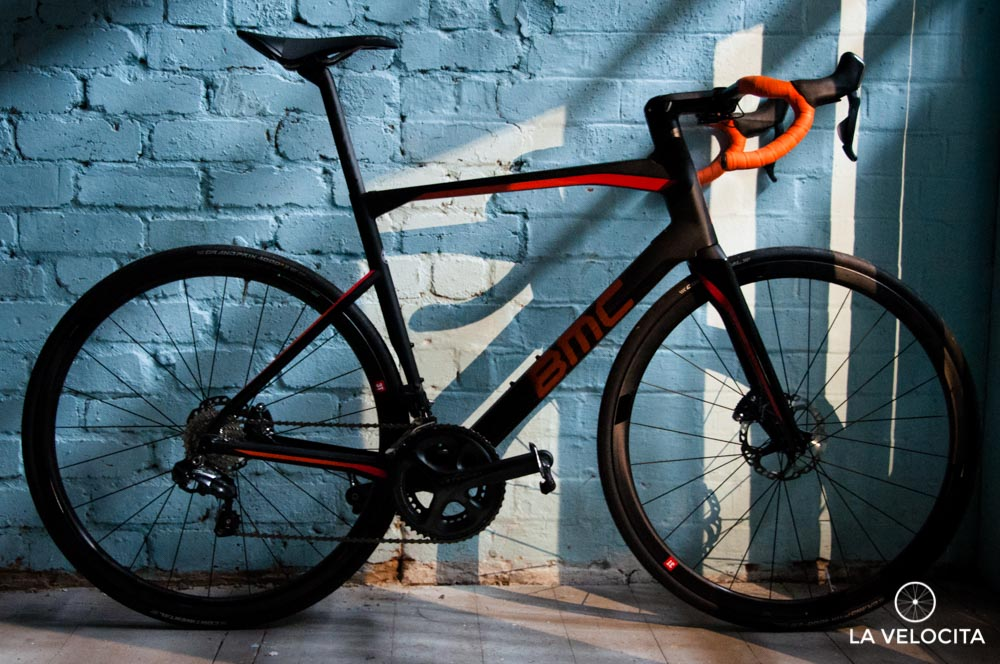 Don't let the groupset fool you, this is a great bike.