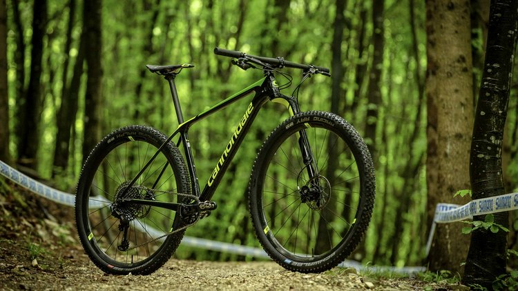 Cannondale launches F-Si and Lefty Ocho XC monster 655a39819