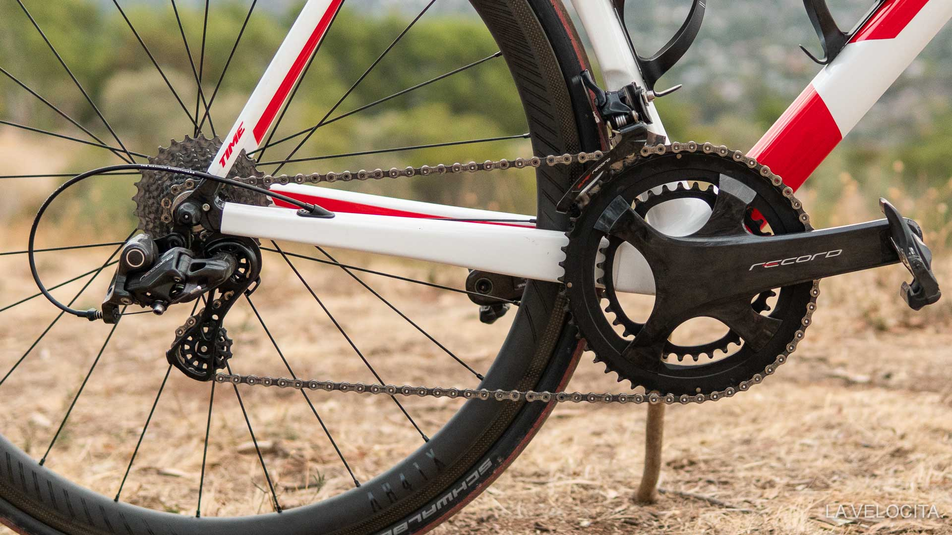 Campagnolo Ultra-Shift Left Thumb Button