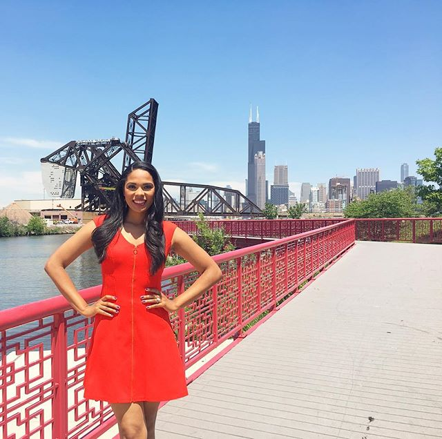 This #SouthSide girl with a dream has come a long way! #tv #tvlife #livetv #success #inspiration #CHICAGO #chicagofashion #fashion #networth #network #entrepreneur #producer #tvpersonality
